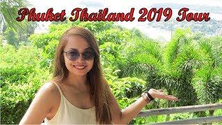 Phuket Thailand 2019 (Vlog# 5) Karon Beach at iba pa...