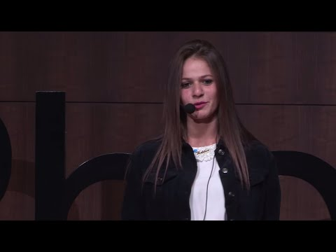 My State of Consciousness: Lucid Dreaming | Habiba Awada | TEDxPhoeniciaU