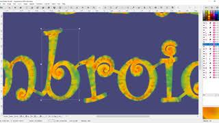 EMBIRD STUDIO FONT ENGINE:How to Fix TTF fonts so they stitch better