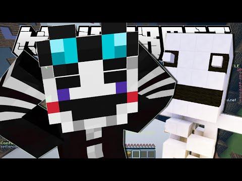 Minecraft | I'M THE MARIONETTE!! | Hypixel Halloween Bonanza