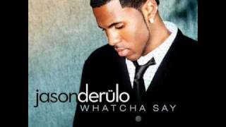 Jason Derulo - Whatcha Say - HQ W / Lyrics