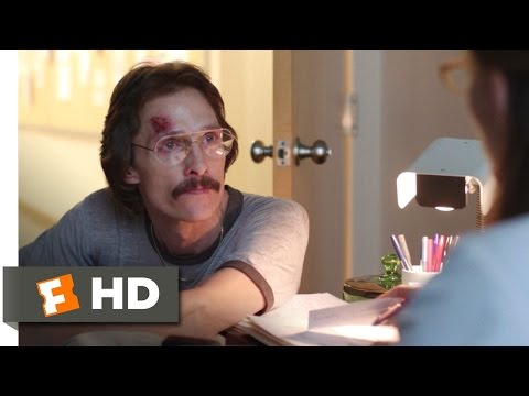 Dallas Buyers Club (2/10) Movie CLIP - Screw the FDA (2013) HD