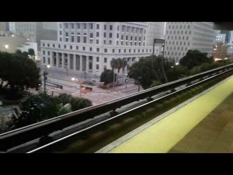 Miami Metrorail Government Center Station