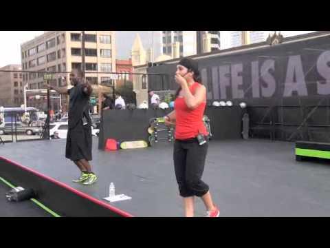 Springnet 615 - SXSW 2012 - Nike Training Club w Flor