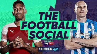 LIVE - Arsenal 1-0 Huddersfield - Torreira Bicycle Kick Seal Win For Gunners #TheFootballSocial