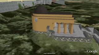 Mausoleum of Yugoslavian Soldiers · Pavilion · Olomouc · Moravian Region · CZ