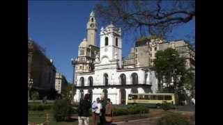 Argentine Vidéo découverte en diaporama de Buenos-Aires
