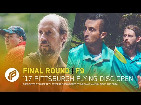 2017 Pittsburgh Flying Disc Open | Final Round, Front 9 | Mc