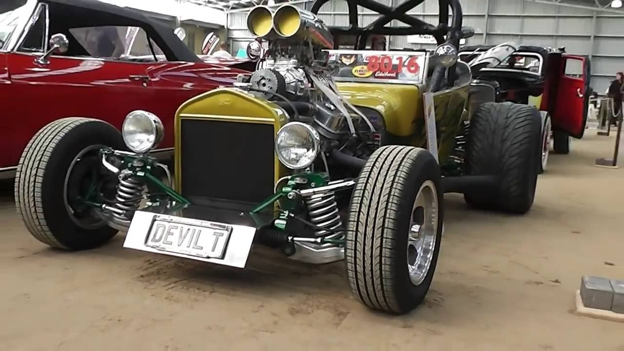 Hot Rod Show 2016 (NZHRA) - Muscle Cars, Street Machines, Hot Rods ...
