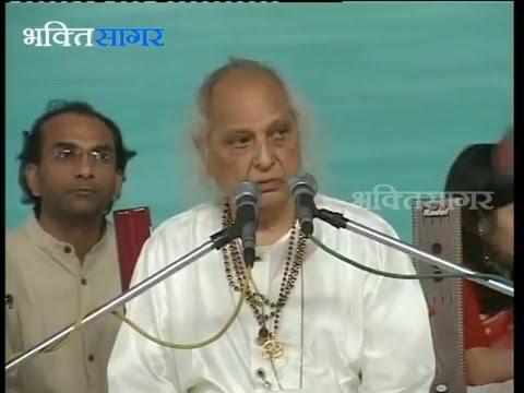 Pandit Jasraj Ji - Bhajan Sandhya ( Ujjain, Madhya Pradesh )