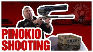 HK Army Pinokio Hopper With Planet Eclipse CS2 | Lone Wolf Paintball Michigan