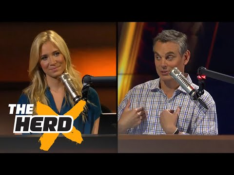 Johnny Manziel hates Cleveland | THE HERD