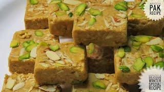 Healthy Adadiya Pak Recipe Step by Step with benefits/Winter Special/How to make Adadiya Pak at home