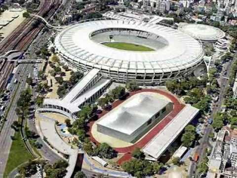 ◇World Cup Brazil 2014 ► Maracanã Stadium - Rio de Janeiro