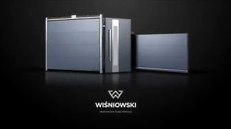 WISNIOWSKI HOME INCLUSIVE - one stylistic line of gates, doors and fences