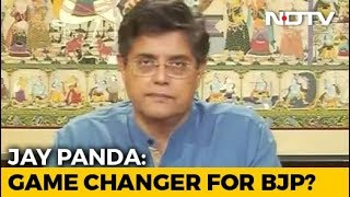 """""""BJP Right Place For Me To Be In"""": Jay Panda To NDTV"""