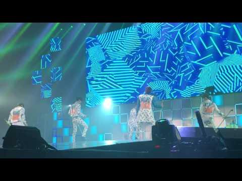 SHINee 20161112 SWC5 Jakarta - Dream Girl
