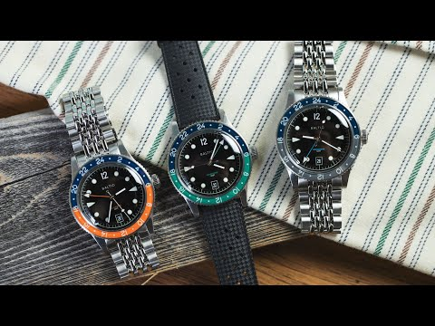 Interview: Discussing Baltic's new Aquascaph GMT with Founder Etienne Malec