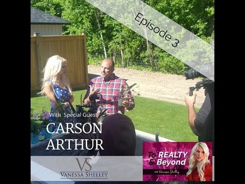 TO REALTY & BEYOND Episode #3 - Vanessa...