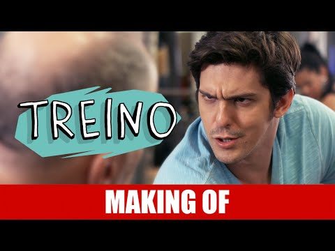 Making Of – Treino