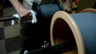Pipas Rio - Máquina de enrolar linha na...