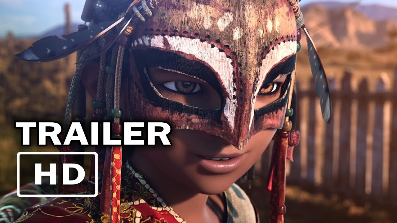 BILAL: A New Breed of Hero Movie 1st Teaser Trailer