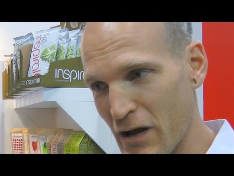 Healthy snacks - Interview with inSpiral Visionary about their superfood snack range.