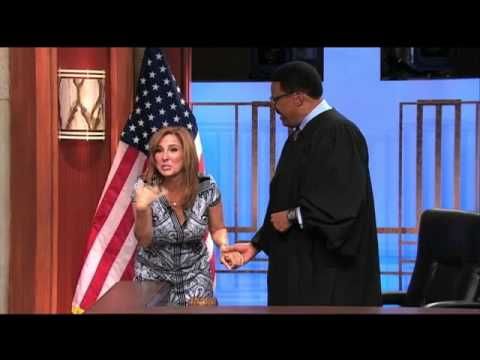 Judge Milian visits Judge Mathis