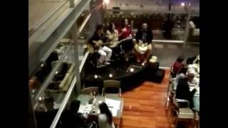 Llegaste Tú - Adriana Lucia. Noche De Vinos Y Velas Karens Pizza Bogotá