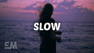 SHY Martin - Slow (Lyrics)