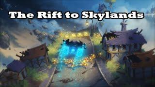 Skylanders: SuperChargers Blind Playthrough Part 1 (The Rift to Skylands)