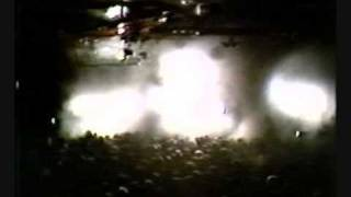 classix nouveaux...finale / inside outside ..live video.rainbow theatre 1981