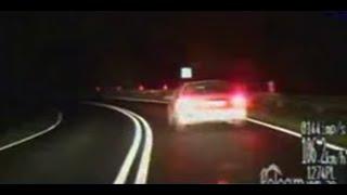 Pościg za pijanym kierowcą Hyundai'a Accent w Zielonej Górze