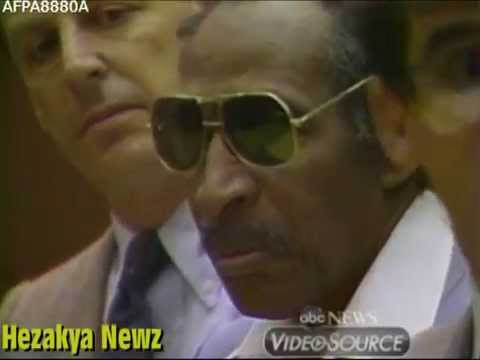 MARVIN GAYE SR. SENTENCING HEARING(November 2nd 1984) RARE FOOTAGE!!