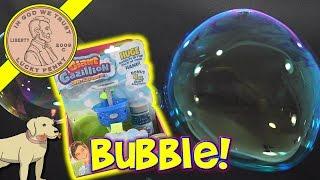 Gazillion Palm Bubble Juggler Super Sized Bubbles!