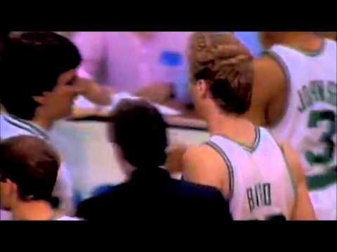 My Favorite NBA Moment: Bird
