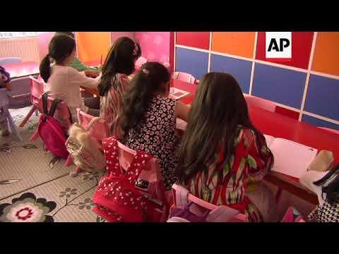 Uighur minority find sanctuary in Turkey