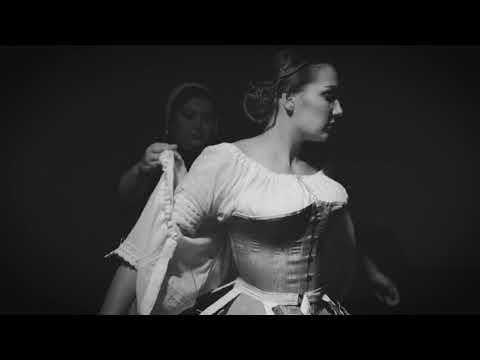 'A Victorian Silhouette' - VAMFF 2018 Fashion Film Award