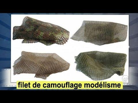 on wholesale classic fit official supplier Filet de camouflage accessoire pour un RC char maquette en échelle 1:16 ou  un diorama militaire