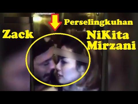 Video ƤẺȒŜḚĹÎṄǴĶṶⱧĄṄ NIKITA MIRZANI Dan ZACK LEE Suami Nafa Urbach ~ Gosip Terbaru 16 Oktober 2016