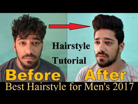 Download Youtube: Best Trending Hairstyle for Men's 2017 | ADD VOLUME TO YOUR HAIR | Disconnected Undercut