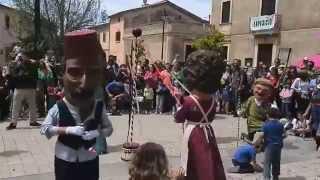 Ball de Capgrossos de Santa Maria del Camí (2014)