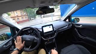 New 2017 Ford Fiesta 1.0T EcoBoost Titanium  | Test Drive #008