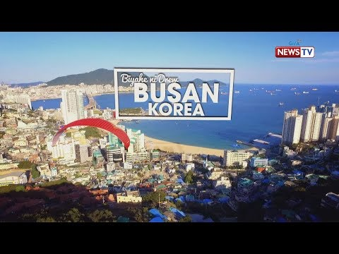 Biyahe ni Drew: Trip to Busan (Full episode)