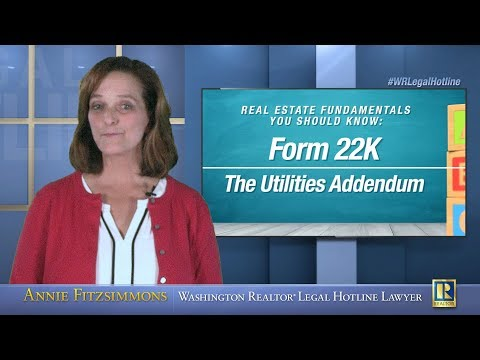 Form 22K - The Utilities Addendum
