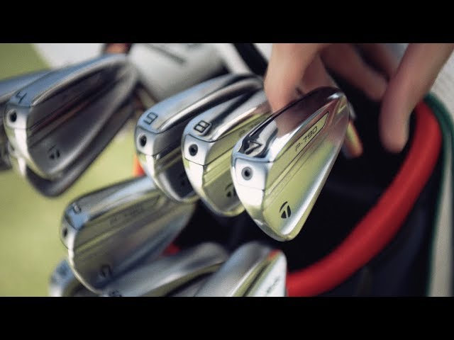 The All-New P790 Irons | TaylorMade Golf