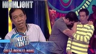 Long Mejia, labis ang saya na maging parte ng Minute To Win It | Minute To Win It