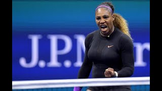 Serena Williams vs Wang Qiang Extended Highlights | US Open 2019 QF