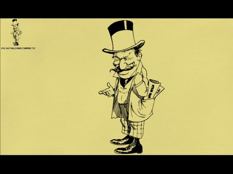 a08477d54e4 How to draw Caricature (Evil man) - YouTube