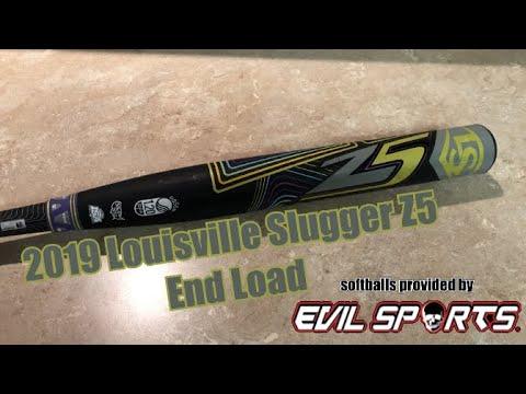 2019 Louisville Slugger Z5 End Load (USSSA)